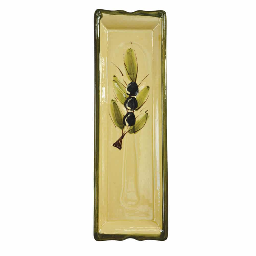 Spoon Holder Classic Olive