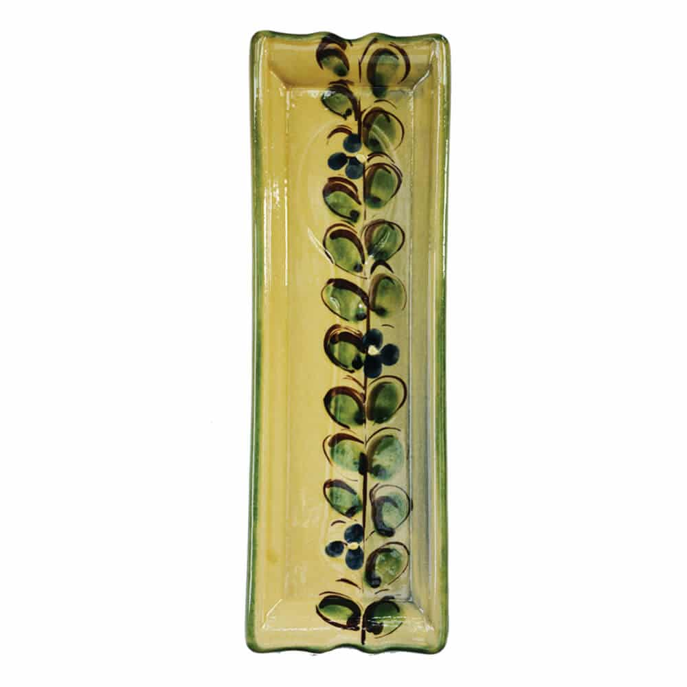 Spoon Holder Green Olive